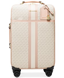 Michael Michael Kors Bedford Travel Extra Leather Spinner