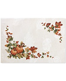CLOSEOUT! Fall Inspiration Rectangular Placemat