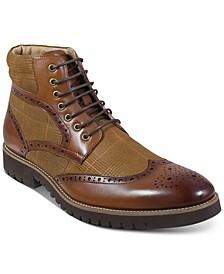 Barker Wingtip-Toe Boots