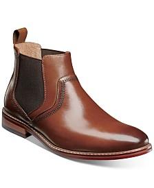 Stacy Adams Men's Altair Plain-Toe Chelsea Boots