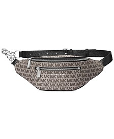 Michael Michael Kors Mott Medium Leather Waistpack
