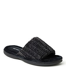 Women's Chenille Slide Slipper, Online Only