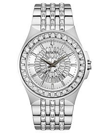 Men's Phantom Stainless Steel Bracelet Watch 42mm
