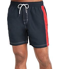 """Men's Joseph 6.5"""" Swim Trunks, Created for Macy's"""