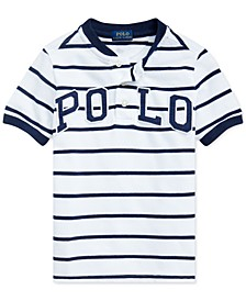 Little Boys Henley T-Shirt