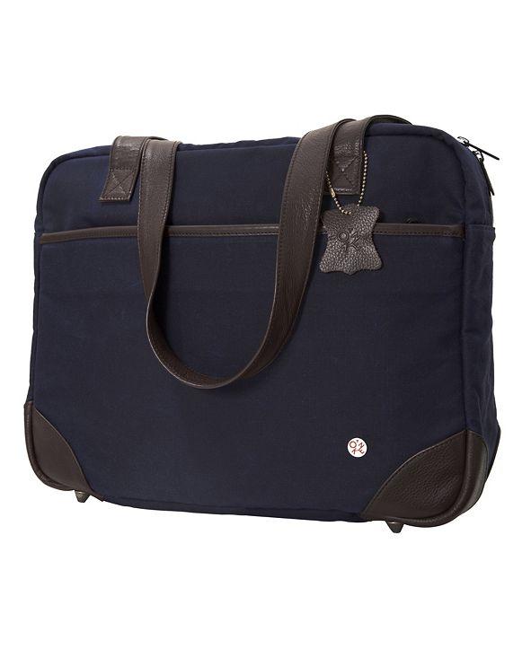 Token Hudson Waxed Shoulder Bag