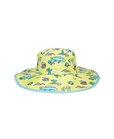 Banz Toddler Boys and Girls Reversible Bucket Hat