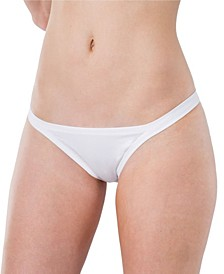 Essentials Cotton Stretch Low Rise Bikini