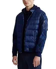 폴로 랄프로렌 Polo Ralph Lauren Mens Double-Knit Jacket,Cruise Navy