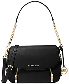 Bedford Legacy Leather Flap Shoulder Bag