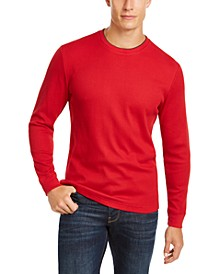 Men's Thermal Crewneck Shirt, Created for Macy's