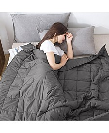 "60"" x 80"" 15lb Weighted Blanket"