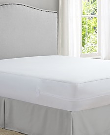 All-In-One Easy Care Full Mattress Protector with Bed Bug Blocker
