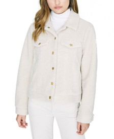 Sanctuary Astoria Faux-Sherpa Jacket