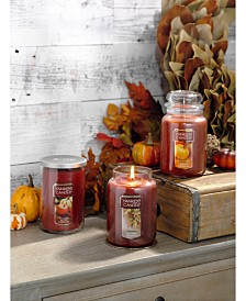 Yankee Candle Harvest Collection
