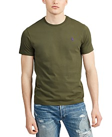 Polo Ralph Lauren Men's Big & Tall Classic Fit Crewneck Tee