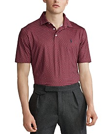 Polo Ralph Lauren Men's Big & Tall Classic Fit Performance Polo Shirt