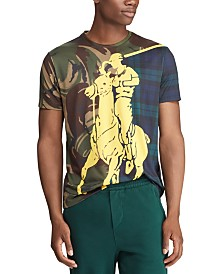 Polo Sport Ralph Lauren Men's Classic Fit Cotton Graphic Tee