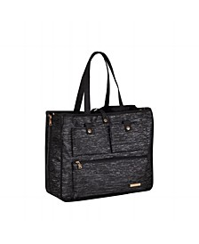 Sparkle Reversible 2-In-1 Carry-All Tote
