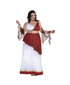 Amscan Imperial Empress Adult Women's Costume - Plus Size