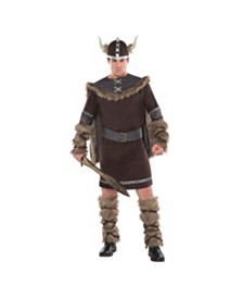 Amscan Viking Warrior Adult Men's Costume