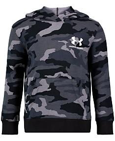 071b5129 Sweatshirts & Hoodies Under Armour Kids Clothes - Macy's