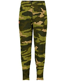 Under Armour Toddler Boys Bandit Camo-Print Jogger Pants