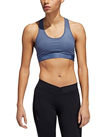 AlphaSkin ClimaCool® Compression Medium-Support Sports Bra