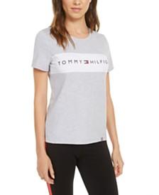 Tommy Hilfiger Colorblocked Logo T-Shirt