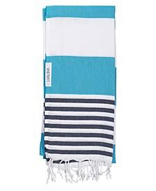 Striped Goodness Pestemal Fouta Turkish Cotton Beach Towel