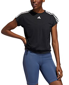 Women's ClimaLite® Side-Tie Training T-Shirt