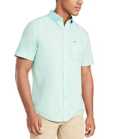 Men's Maxwell Short Sleeve Shirt, Created for Macy's
