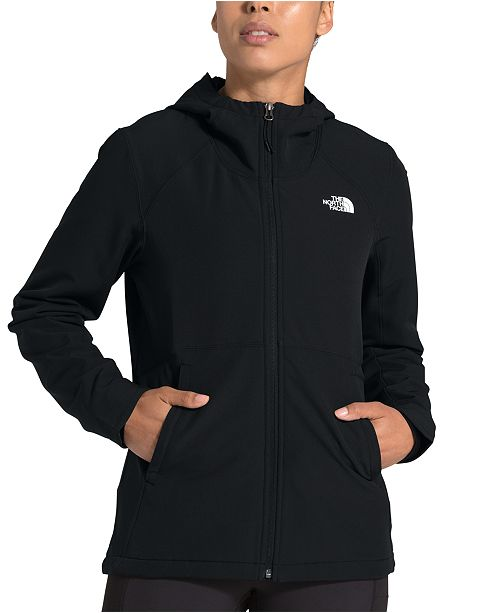 The North Face Women's Shelbe Raschel Hooded Active Jacket