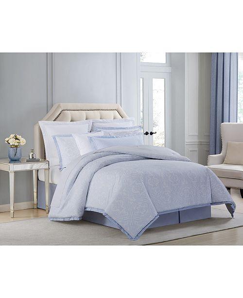 Charisma Settee Cotton Printed California King 4 Piece Comforter Set