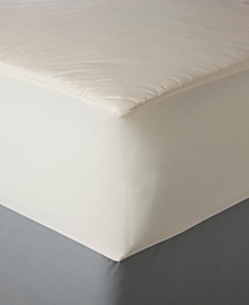 Organic Cotton Top Full Mattress Pad