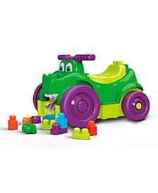 Mega Bloks Ride N' Chomp Croc