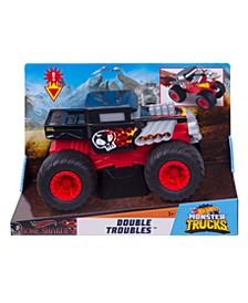 Monster Trucks 1:24 Bone Shaker Vehicle