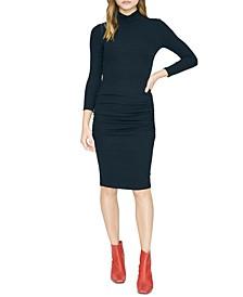 Essential 3/4-Sleeve Dress