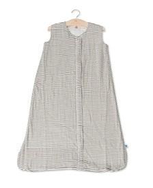 Little Unicorn Grey Stripe Sleep Bag - Size Large