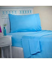 Home Series 1200 3 Piece Twin XL Sheet Set