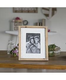 "VIP Home & Garden 5"" x 7"" Wood Photo Frame"