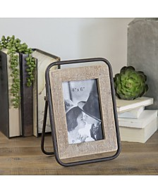 VIP Home & Garden 4X6 and Wood Photo Frame