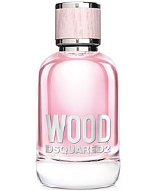 Wood For Her Eau de Toilette Spray, 3.4-oz.