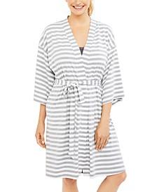 Bump In The Night Babydoll Clip-Down Nursing Nightgown