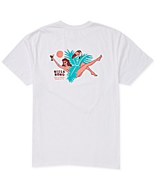Men's Toucan Graphic T-Shirt