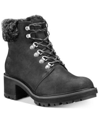 Women's Kinsley Hiker Waterproof Leather Lug Sole Boots