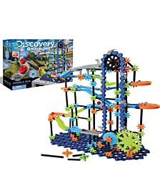 Discovery Mindblown Toy Marble Run 321pc