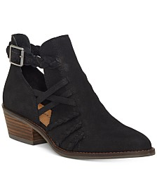 Lucky Brand Forbas Moto Booties