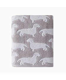 Saturday Knight Ltd Dog Bath Towel