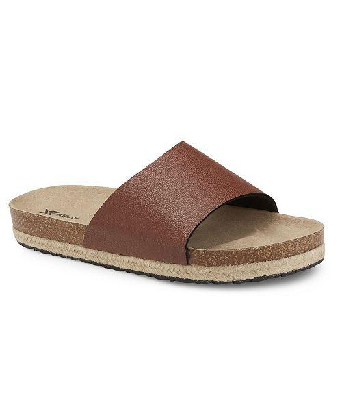XRAY Men's Oswego Sandal Slide